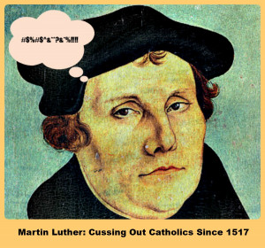 Martin Luther: master of Cursing in the Renaissance