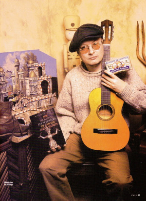 Andy Partridge (b.1953) English songwriter and producer (XTC) Favorite ...