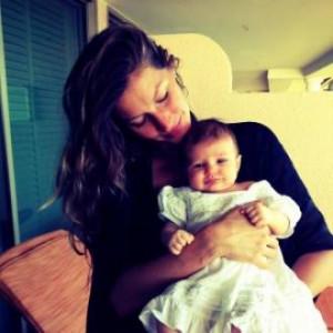 Gisele Bundchen's baby Vivian Lake