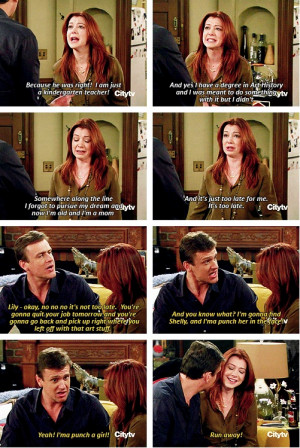 Showing Gallery For Himym Quotes About Friendship
