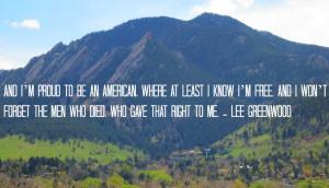 Quotes – set against the Flatirons, Boulder Colorado