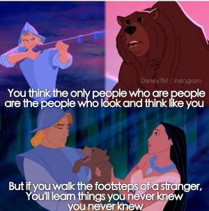 Pocahontas quotes