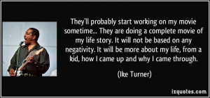 More Ike Turner Quotes