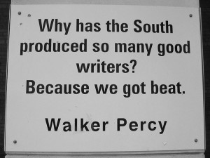 Charlotte Library Quotes _ Walker Percy by trythesky, via Flickr