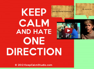 hate one direction