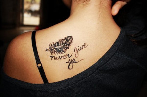 ... September 4, 2014 at 800 × 533 in Cute Quote Tattoos For Girls Tumblr