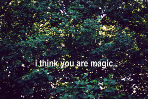Think You Are Magic / SayingImages.com