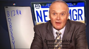 Creed Bratton Quotes Join now advertise here