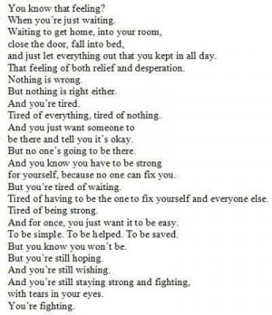 depression, quotes, sad