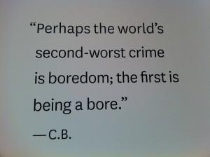 Cecil Beaton in New York