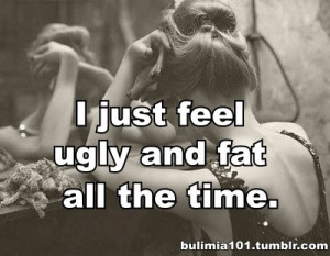 Feeling Ugly Quotes Tumblr Tagged