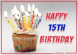 ... funny happy 15th birthday quotes happy 15th birthday quotes 15th