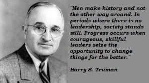 Harry s truman famous quotes 2