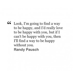 Randy Pausch - the last lecture