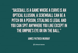 Quote Life Is Like a Baseball Game
