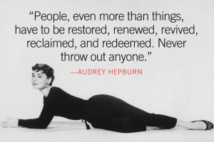 audrey hepburn love quotes Best Audrey Hepburn Quotes Audrey Hepburn ...