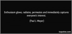More Paul J. Meyer Quotes