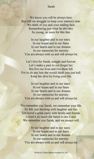 Friendship poem : To My Best Friend And Cousin. Wedding poems written ...