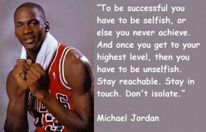 Michael Jordan Quotes