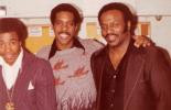 Inside Sports Sugar Ray, HBell, Ray, Don King and Larry Holmes, Bowie ...
