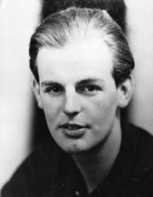 Donald Maclean in 1935 aged 22