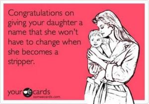 No les pondría a mis hijas nombres que rimen entre sí, tipo Pixie y ...