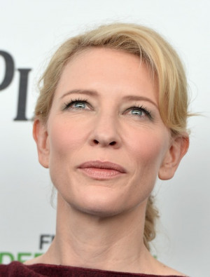 Cate Blanchett Talks Skincare | celebrity quotes