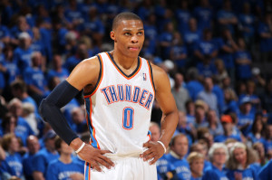 Russell Westbrook Fractures Hand