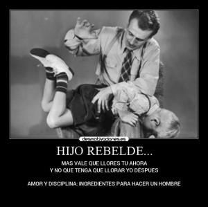 frase leccion hijo a padre amor de hijo