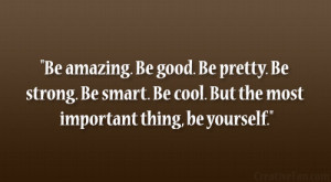 Smart Quotes About...