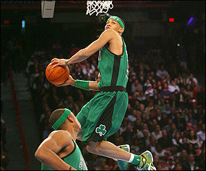 Gerald Green Had The Top...