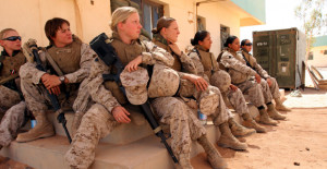 ... that will create a greater equality between men and women serving in