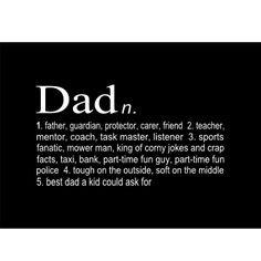 ... dictionary print - hardtofind.$18.00 #hardtofind #dad #words #meaning