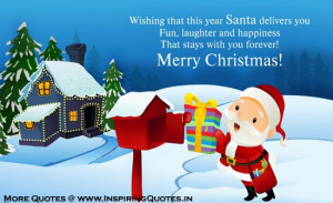 Christmas Messages for Friends and Family, Christmas Inspirational ...