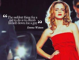 Emma Watson Quotes♥ ~ - anjs-angels Photo