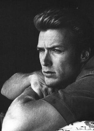 Clint Eastwood by John Hamilton.: Young Clint, Movies Stars, Icons ...