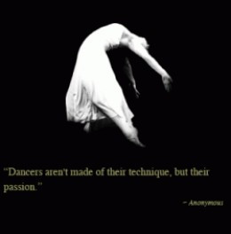 Great Dance Quotes