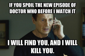 Good Luck Liam Neeson Meme