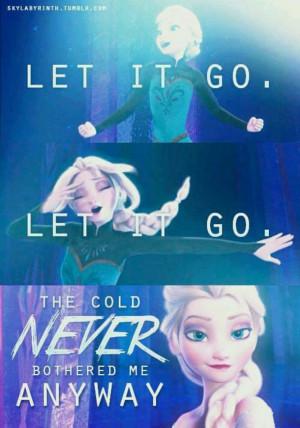 elsa, frozen, let it go