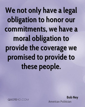 Bob Ney Legal Quotes