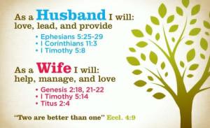 Marriage Bible Verses 07
