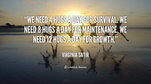 Need A Hug Quotes Preview quote