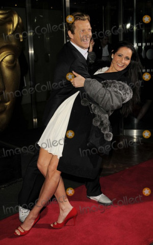Magnus Scheving And Wife