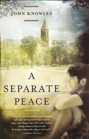 An analysis of the truth in a separate peace by john knowles