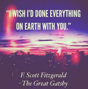 The Great Gatsby Famous...