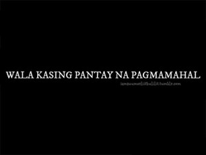Love Quotes For Him Tagalog 2012