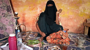 This Somali callgirl, also snapped by the AP team, reflects the ...