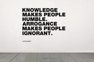Arrogance Definition Definition of arrogance