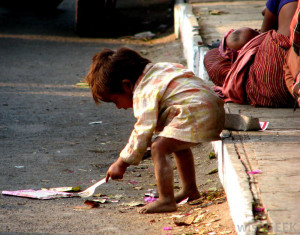 child poverty can create a situation in which neglect occurs