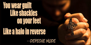 Five And Fet Guilt Quotes About